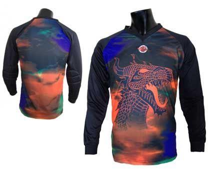 ce9b7d4b3d6 Epic-Dragon-Goalkeeper-Jersey | Sublimation ideas | Soccer goalie ...