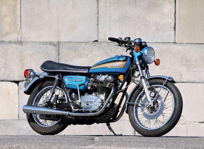 Yamaha XS-1/TX650