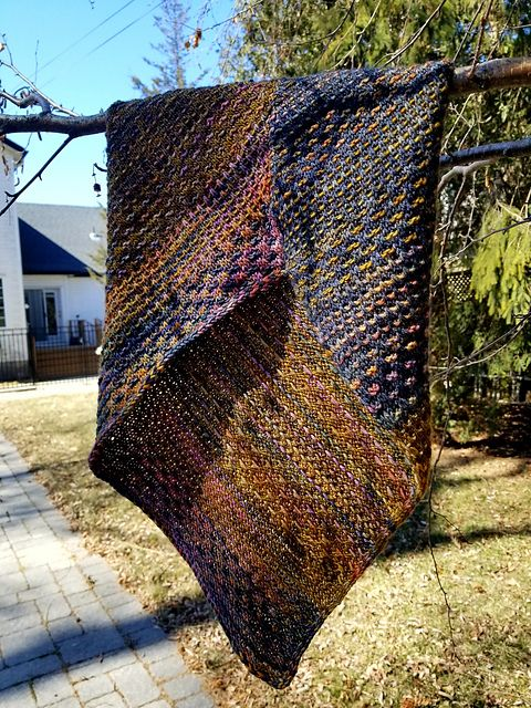 The Shift by Andrea Mowry, knitted by biziknitting | malabrigo ...