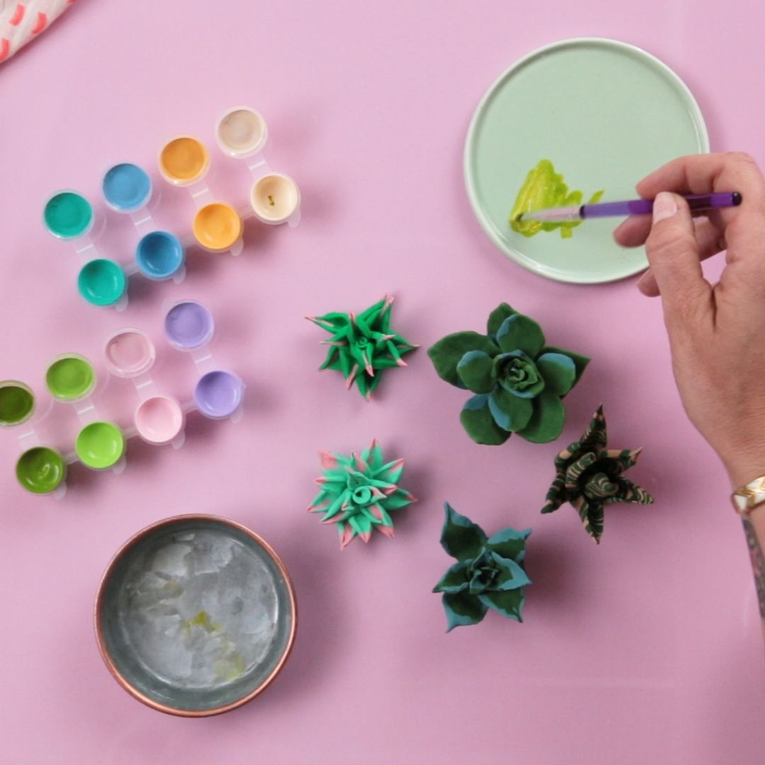 Photo of Love succulents? Then you'll love this easy-to-care for clay version! Learn how …