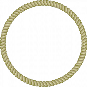 Round Rope Frame Vector Image Public Domain Vectors Western Border Clip Art Clip Art Pictures Clip Art