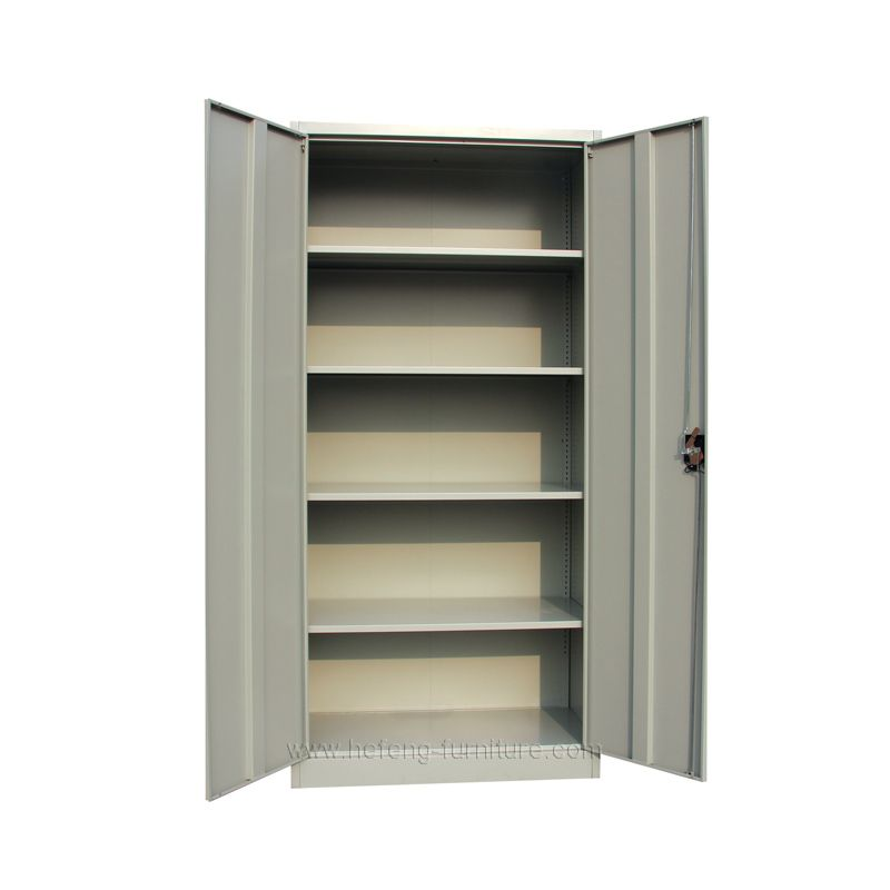 Steel Office Cabinet With 4 Shelves Supplied By Hefeng Furniture Are Ideal For