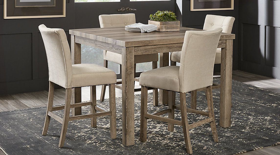 Affordable Square Dining Room Sets - Rooms To Go Furniture ...