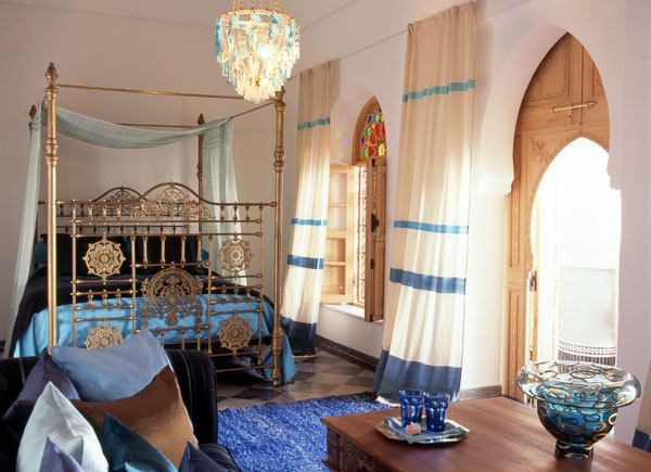 Moroccan_Bedroom Bedroom Pinterest
