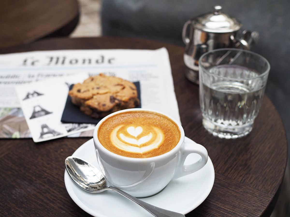 The 19 Most Photogenic Coffee Shops In Montreal Coffee Shop New York Coffee Montreal