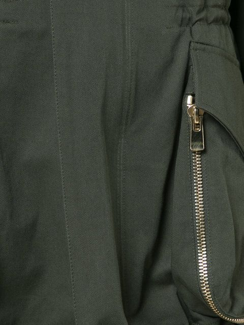 ALEXANDRE VAUTHIER Pocket Detail Jacket. #alexandrevauthier #cloth #jacket