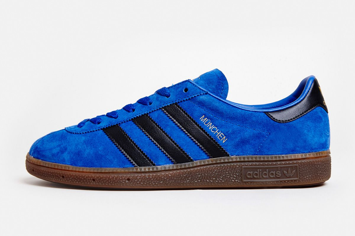 huge selection of 3cd93 3d134 Styles the adidas Originals München in Stretford  Athens Colorways - EU  Kicks Sneaker Magazine
