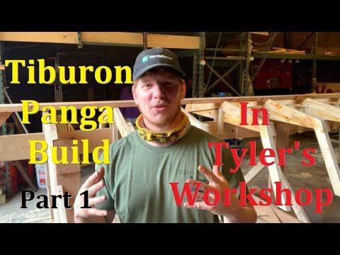 Tiburon Panga by Tyler's Workshop Creations, Part 1