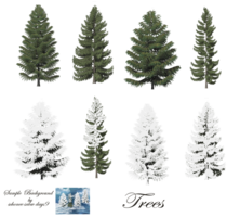 Ivy Set Png By Mysticmorning On Deviantart Tree Photoshop Pine Tree Tattoo Palm Trees Painting