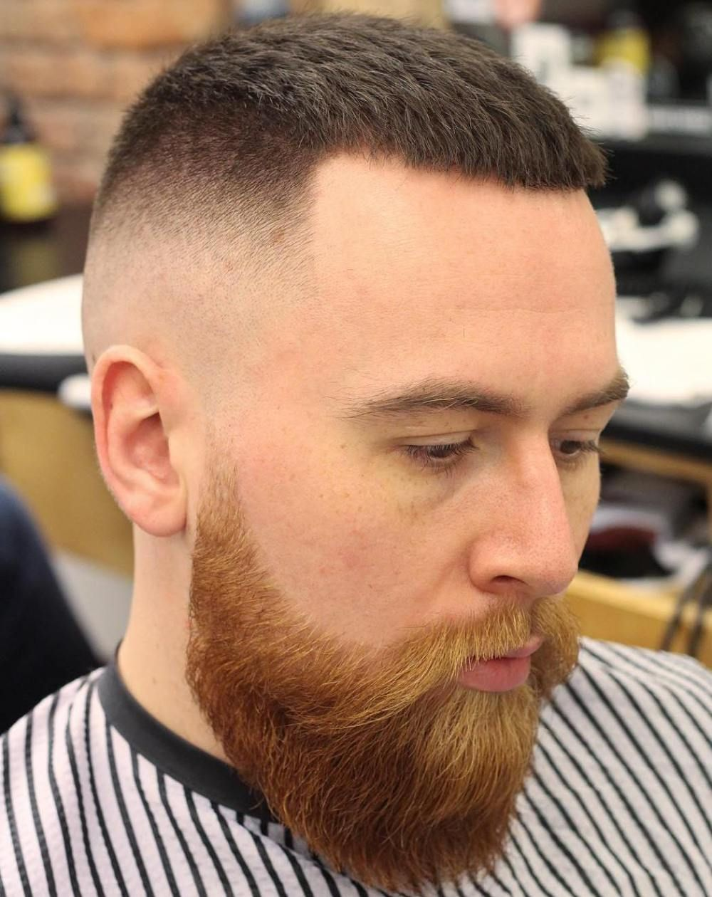 40 best haircuts for a receding hairline receding