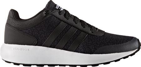 Cloudfoam Race W Running Shoe, Black