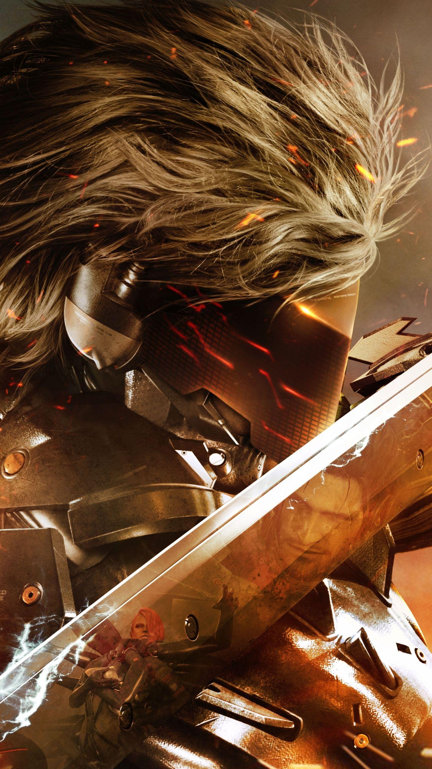 Video Game Metal Gear Rising Revengeance Metal Gear Solid Mobile Wallpaper Metal Gear Rising Metal Gear Metal Gear Solid