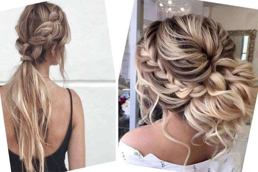Hairstyles For Long Thick Hair Long Hair For Easy Upstyles To Do Yourself In 2020 Long Hair Styles Wedding Hairstyles For Long Hair Hair Styles