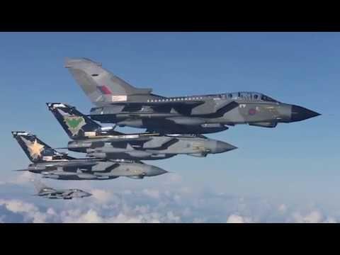 quality design 3cbfb 486a4 Royal Air Force Tornado GR4 Special Color - Farewell 2019 - YouTube