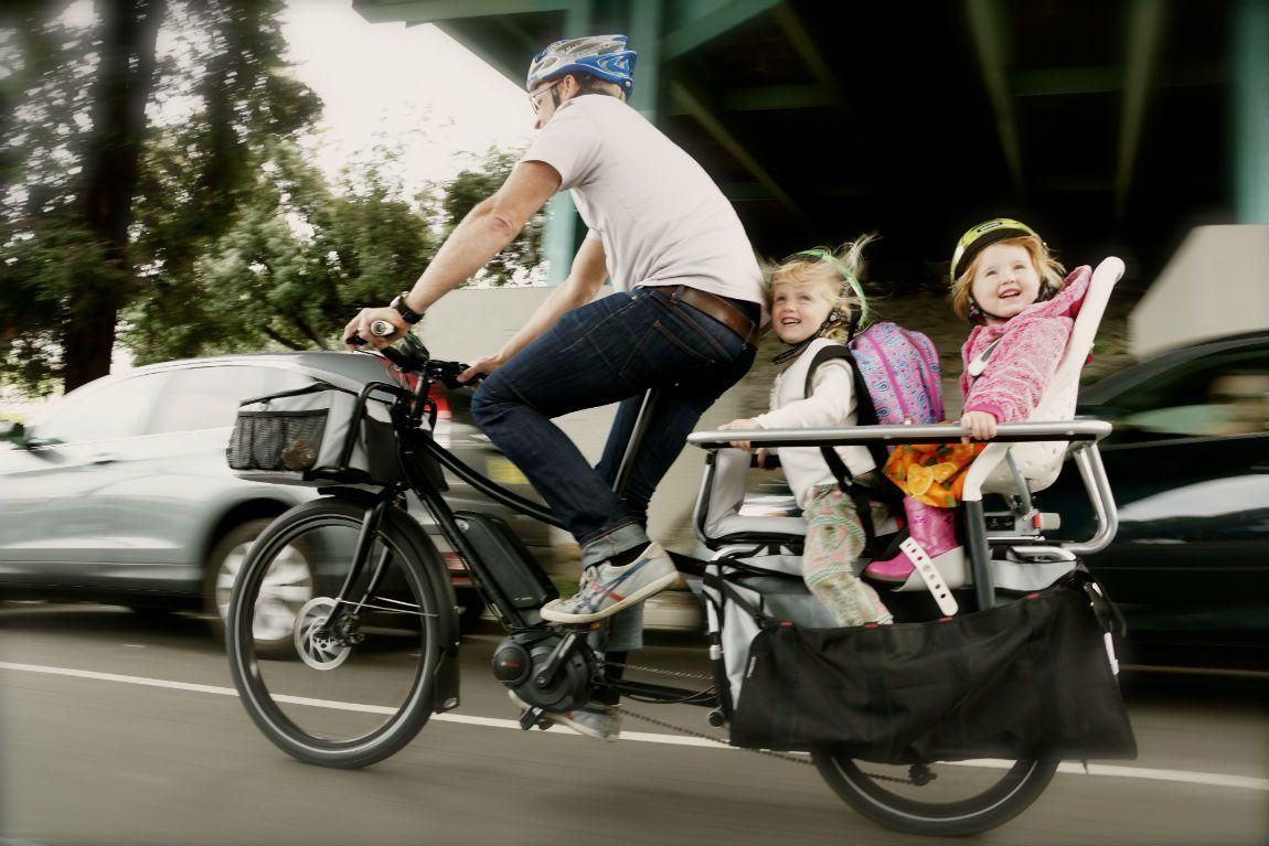 Xtracycle Cargo Bikes Cargo bike kids, Cargo bike, Xtracycle