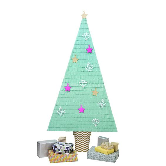 make your own christmas tree decoration