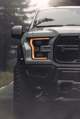 Download Black Ford Ranger Wallpaper | CellularNews