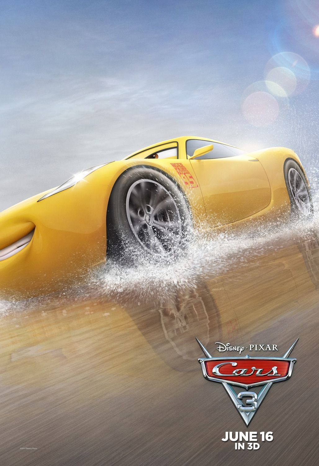 Return to the main poster page for Cars 3 (10 of 12