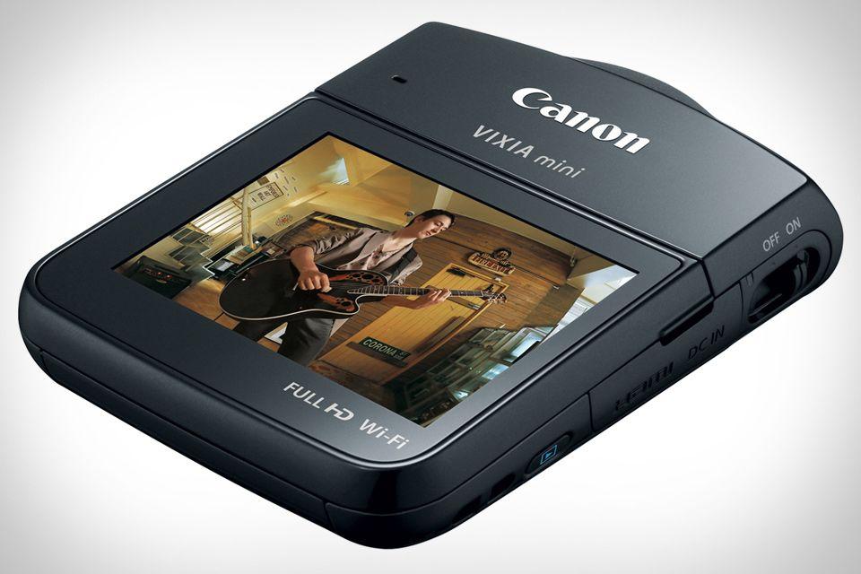 Canon Vixia Mini Camcorder Best Vlogging Camera Vlogging Camera Camcorder