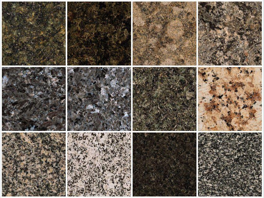 Granite Seamless Textures 3 Sketchup Texture