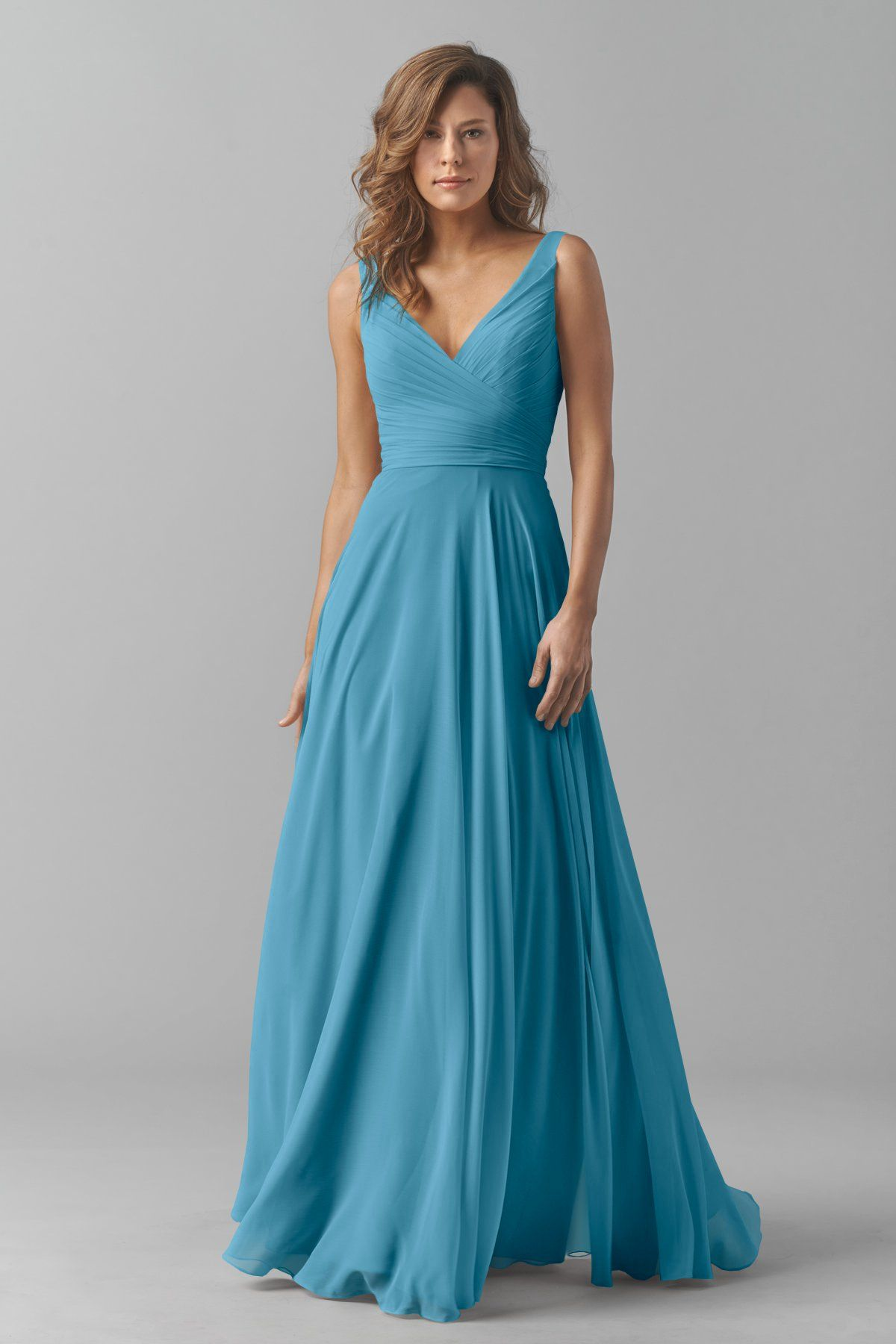 Karen 8542i | Bridesmaids | Watters | bridesmaid dresses | Pinterest ...