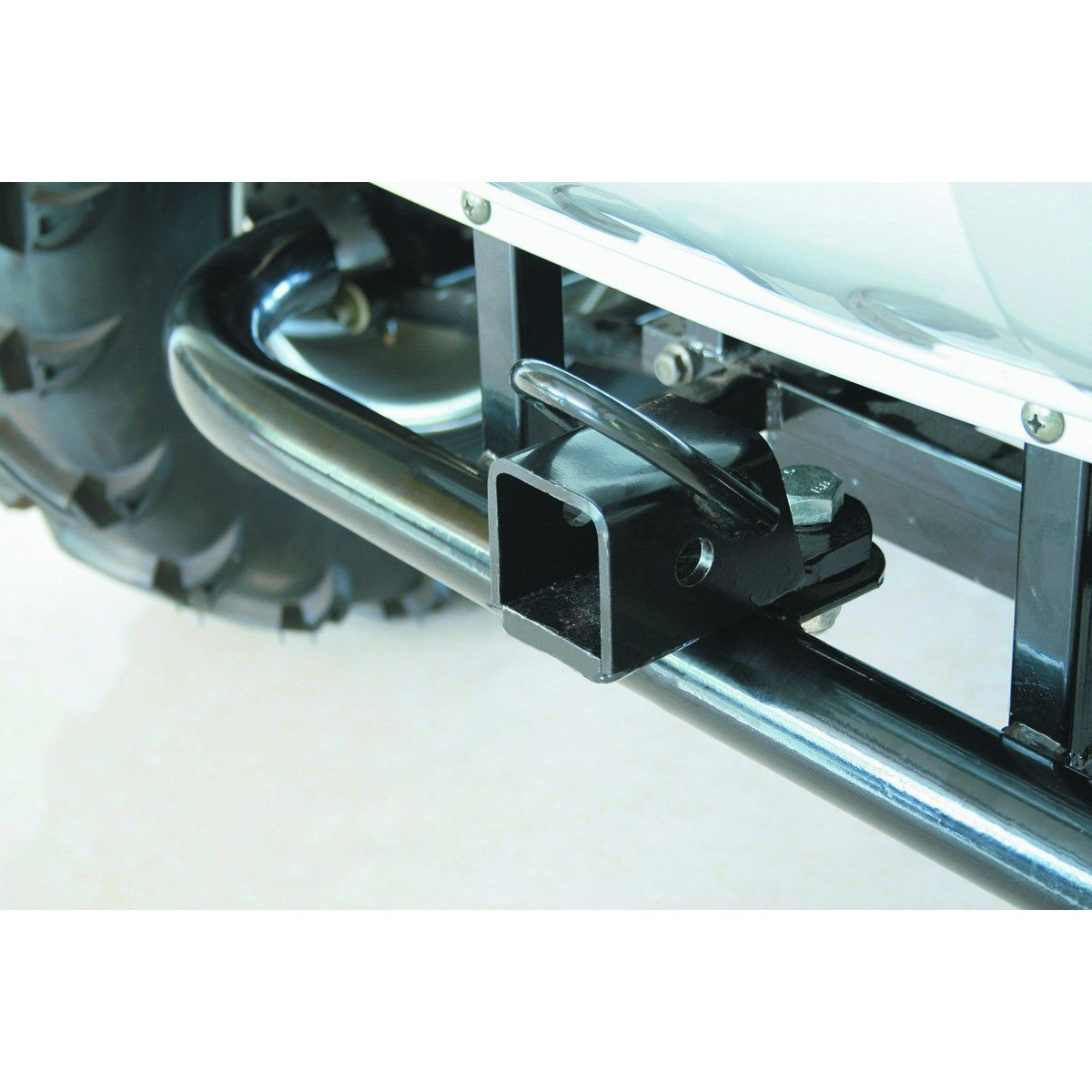 ATV Hitch Adapter Trailer accessories, Atv accessories, Atv