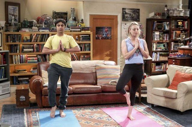 Pin On Temporada 10 The Big Bang Theory Latino