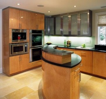 Barrington Hills Kitchen Renovation  Contemporary  Kitchen Impressive Chicago Kitchen Design Decorating Design