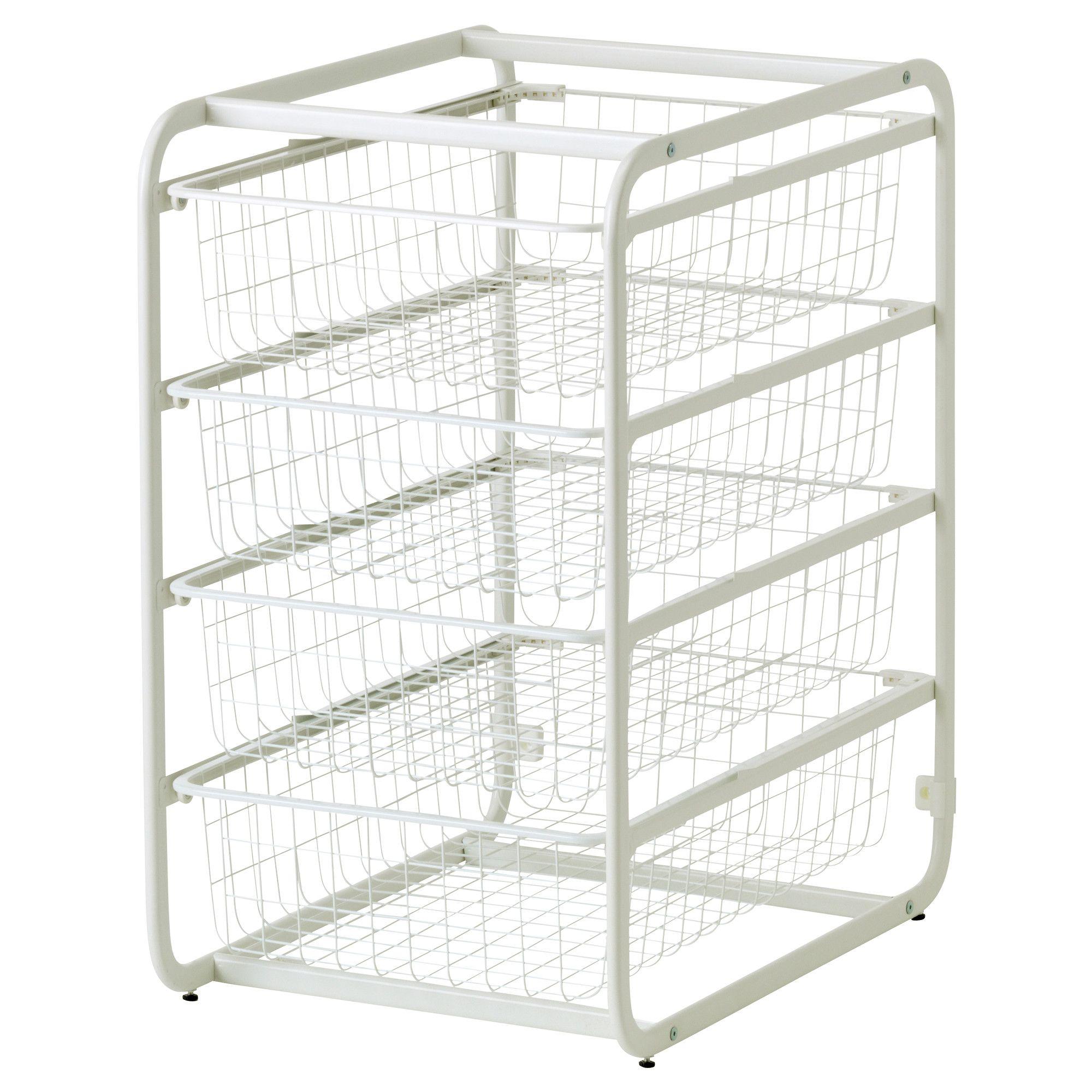 Ikea Us Furniture And Home Furnishings Ikea Algot Wire Baskets Ikea