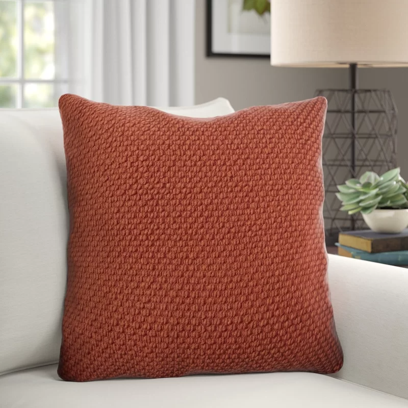 Arabi Square Cotton Pillow Cover And Insert In 2020 Throw Pillows Decorative Pillows Pillows