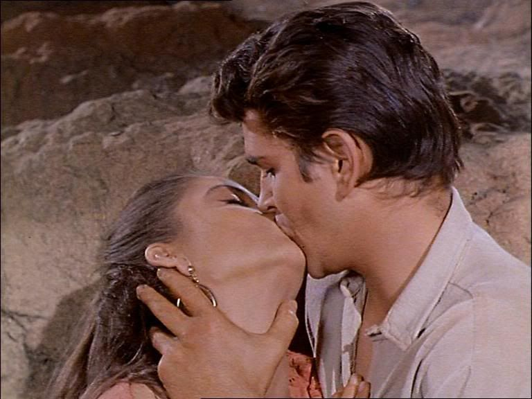 Now That Is What I Call A Kiss Gorgeous Michael Landon