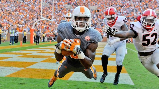 5 Must Watch Tennessee Football Games In 2015 Rantsports Sec