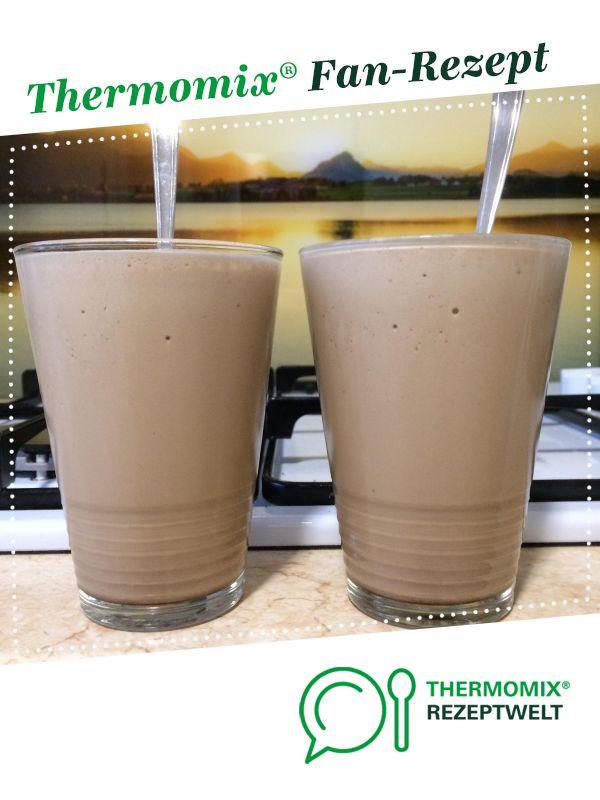 Variation cremiger Eiskaffee (ohne Reue)