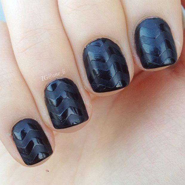 80 Nail Designs for Short Nails | Short nails, Matte nails and Shorts