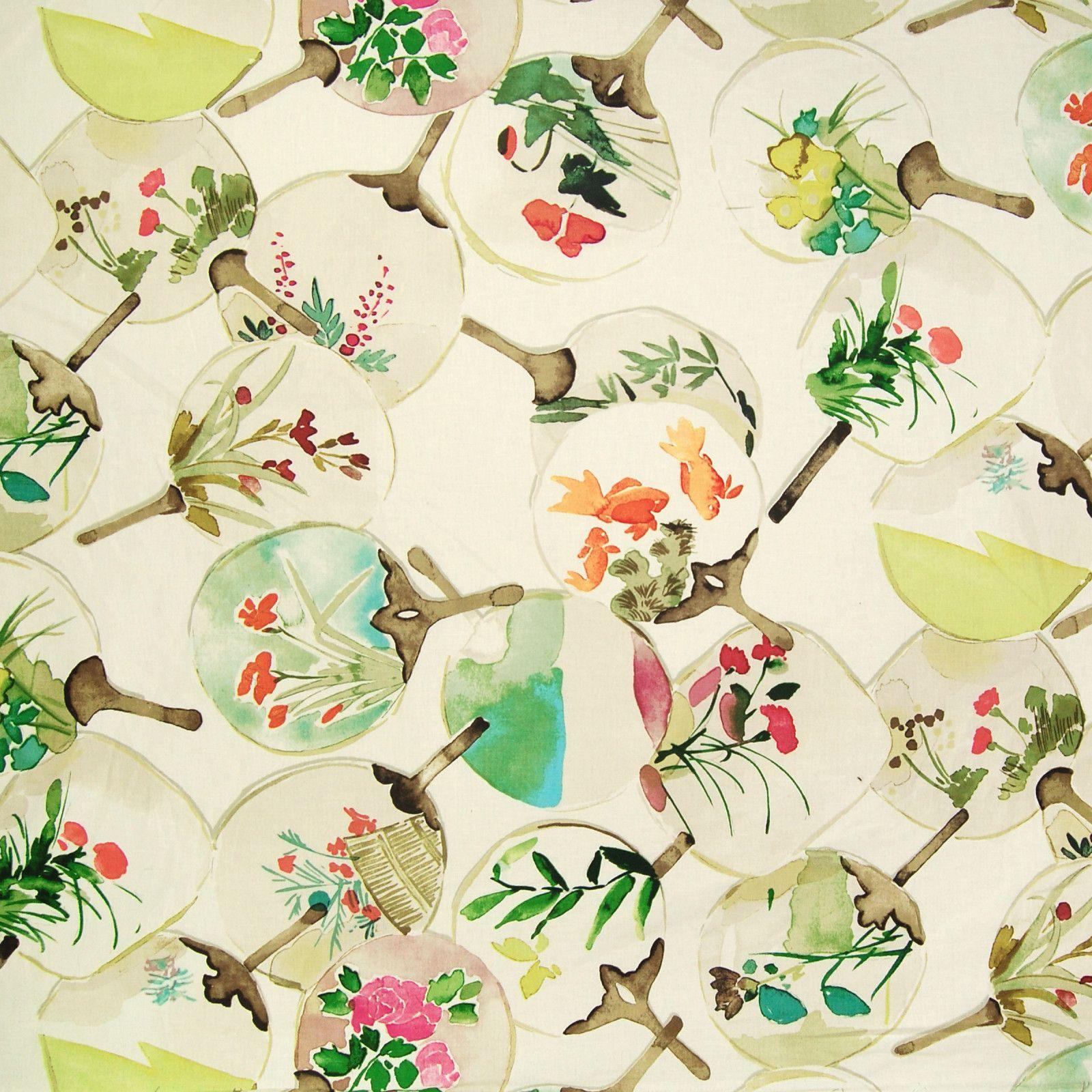 B1453 Multi   Greenhouse Fabrics