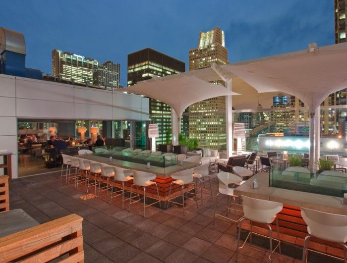 world of architecture: Amazing Rooftop Bars and Clubs