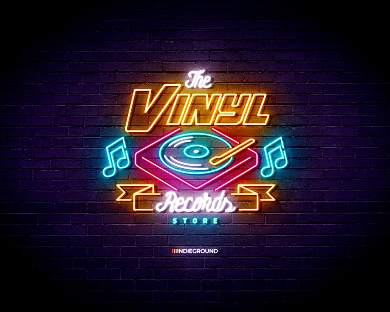 Neon Sign Effects For Photoshop On Behance Neon Signs Neon Vintage Neon Signs