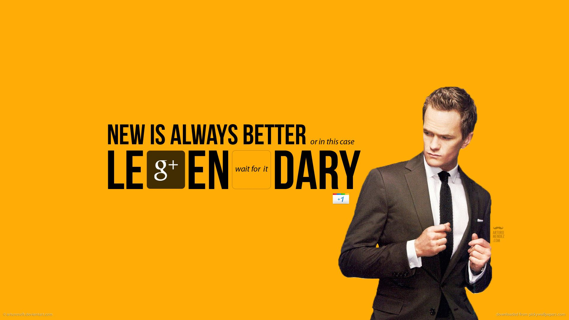 How I Met Your Mother Hd Wallpapers Backgrounds Wallpaper How I