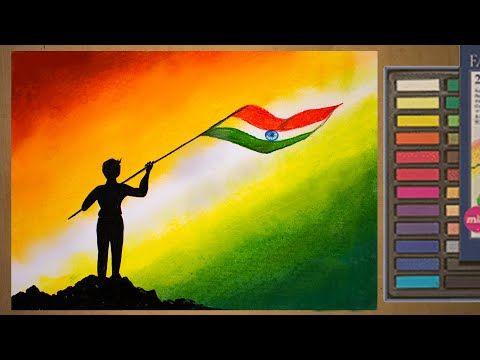 Alok Ranjan Art: Unique Drawing Idea of Republic Day (26th ...