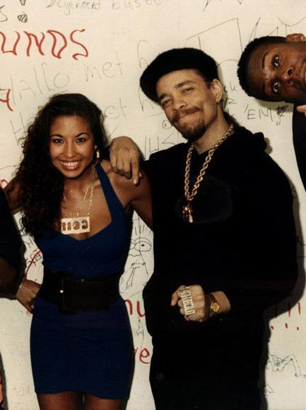 Ice T Darlene Artist Hip Hop Rap Hip Hop Artists Rap Music