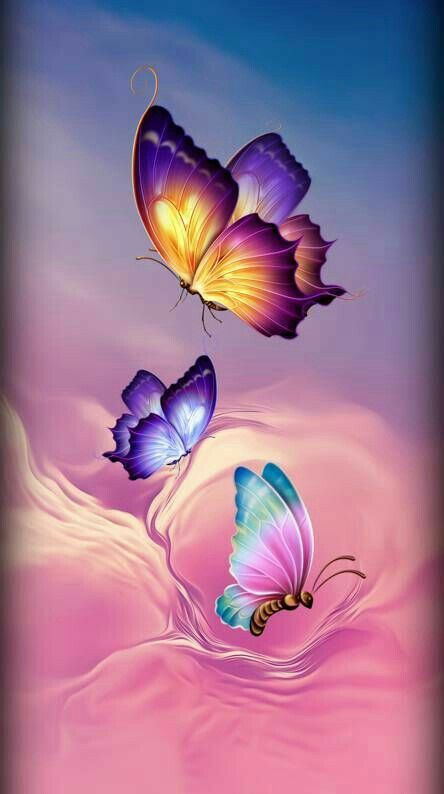 Pin By Dora Rivas On Quote S Butterfly Art Painting Butterfly Wallpaper Iphone Butterfly Wallpaper Backgrounds