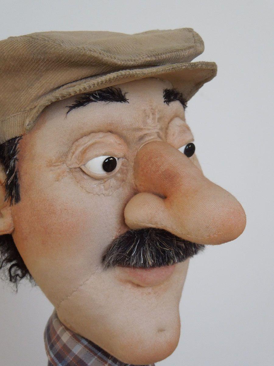 Schaumstoff in Puppen aus dem Atelier Creature Feature | Kreativ mit ...