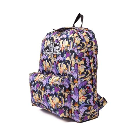 5454db8cdf5 Vans Disney villains backpack | Style | Backpacks, Vans backpack ...