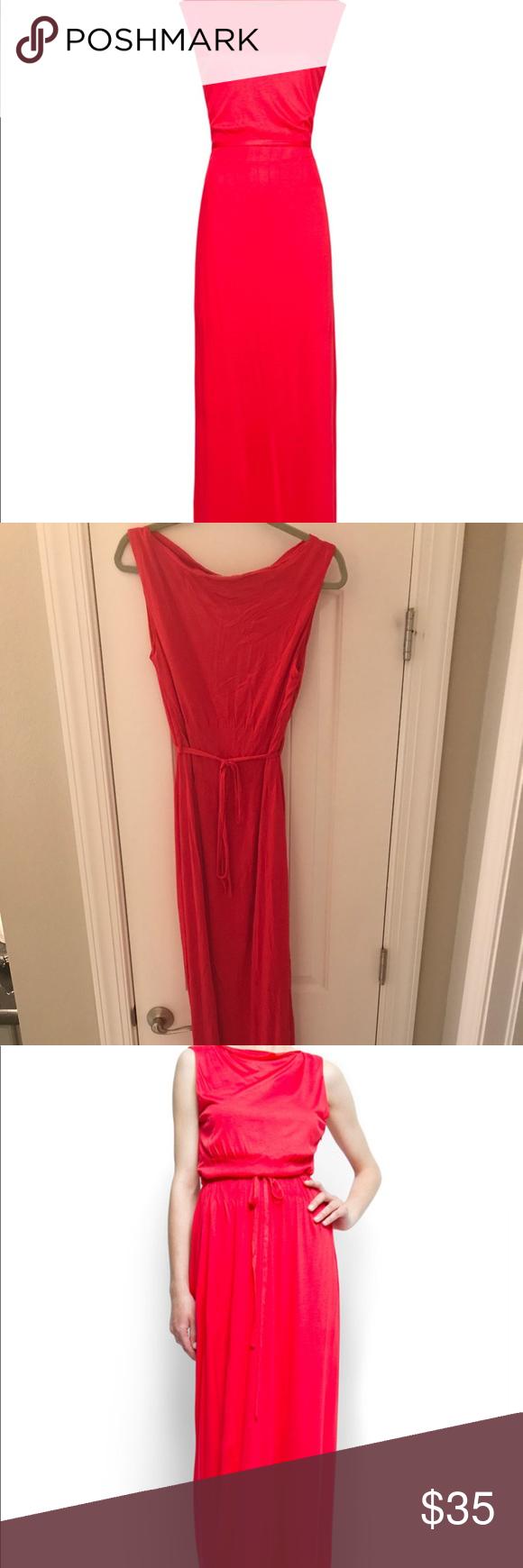 Mango maxi dress red nwt mango maxi dress red maxi dresses and