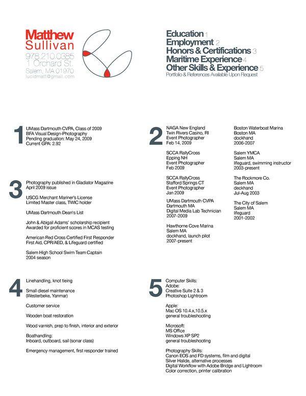 Best Designer Resumes Graphic Design Samples In Progress On Behance Resume Design Graphic Design Design