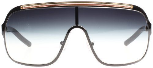 ef5f9743da4b Dolce and Gabbana 2068 01 8g Black 2068 Special Edition Visor Sunglasses  Lens Category 3 Dolce   Gabbana.  284.43
