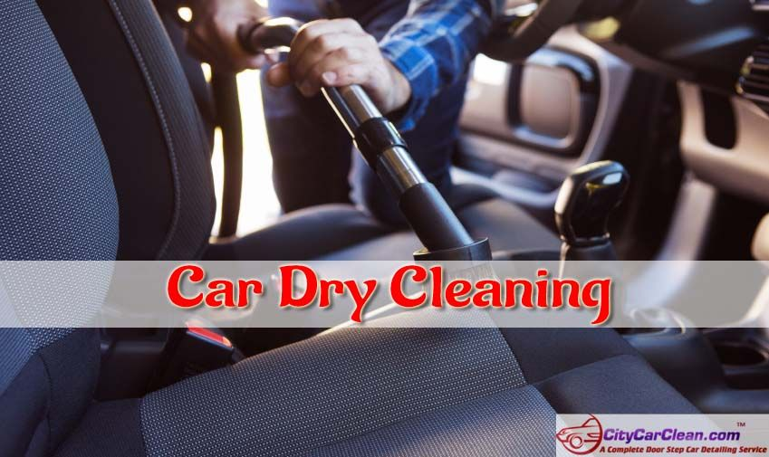 Our Company Provides Car Dry Cleaning Services In Delhi We Also