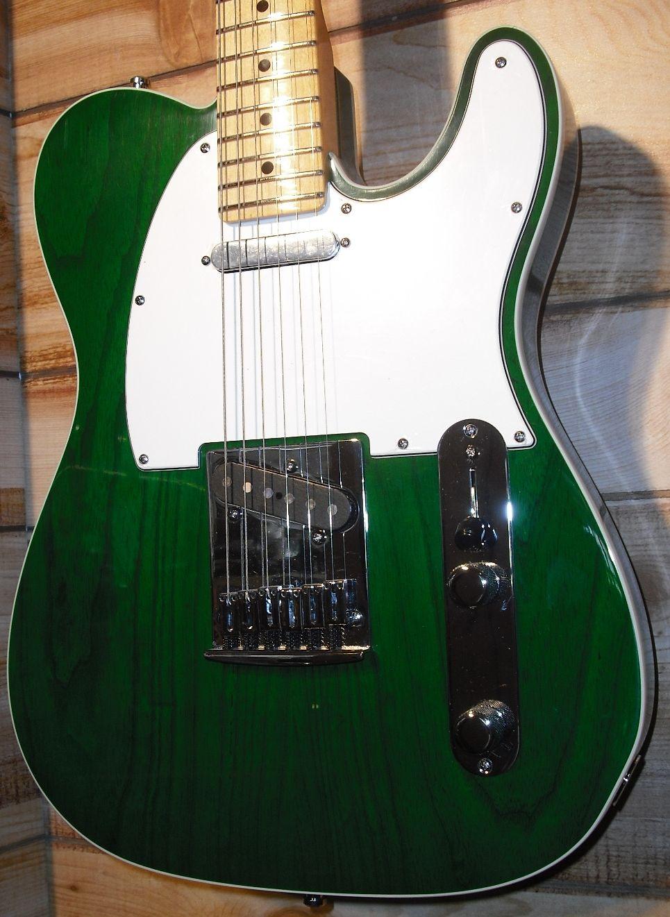 emerald green fender telecaster guitar guitars stratocaster guitar telecaster guitar guitar. Black Bedroom Furniture Sets. Home Design Ideas