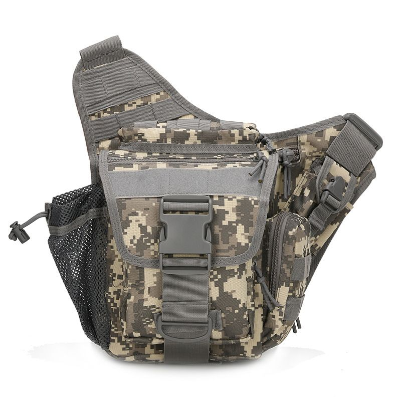 9904e3252ed Upgrade Camouflage 3C Pocket Belt 1000D Bag Messenger Tactics  Multifunctional Men Camera Bag Jambe Bolsillo Tactico