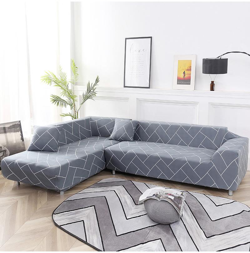 L Shape Sofa Cover In 2020 Diy Sofa Sofa Covers Diy Sofa Cover